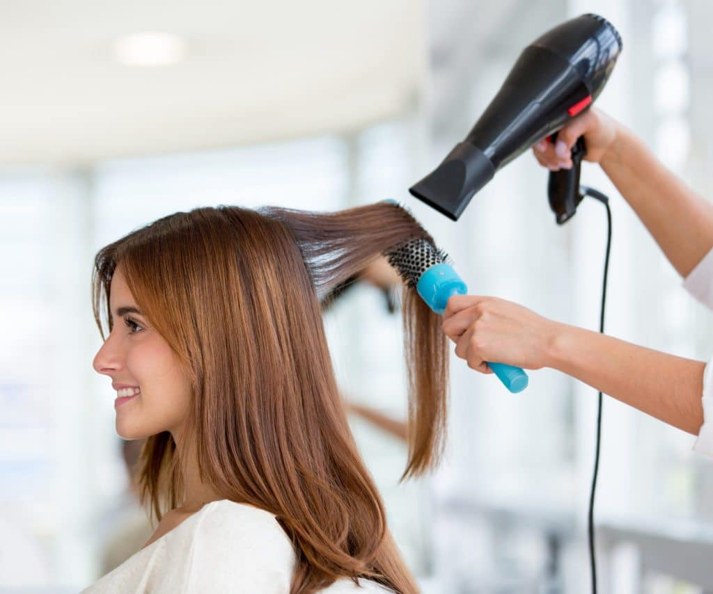 Blow Dry Hair Salon